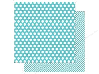 Simple Stories Paper 12x12 Snap CVibe Dot/St Teal (25 piece)