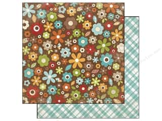 Simple Stories Paper 12 x 12 in. Harvest Lane Blessings (25 piece)
