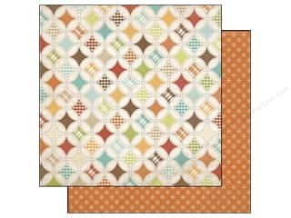 Simple Stories Paper 12 x 12 in. Harvest Lane Happiness (25 piece)