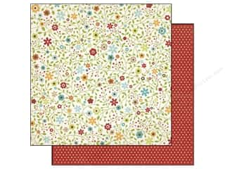 Simple Stories Paper 12 x 12 in. Harvest Lane Made With Love (25 piece)