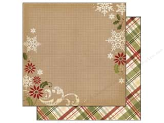 Simple Stories Paper 12 x 12 in.  Winter Wonderland (25 piece)