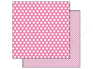 Simple Stories Paper 12x12 Snap CVibe Dot/St Pink (25 piece)