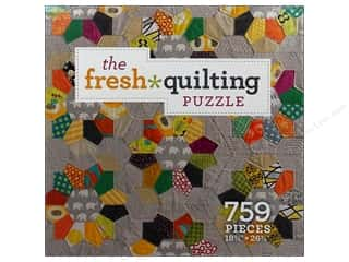 Clearance Blumenthal Favorite Findings: Interweave Puzzle Fresh Quilting