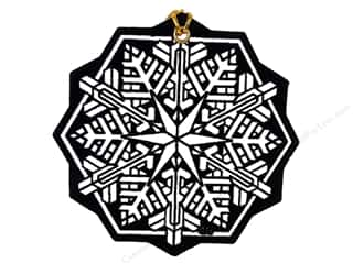 Stuff2Color Ornament Die Cuts Snowflake