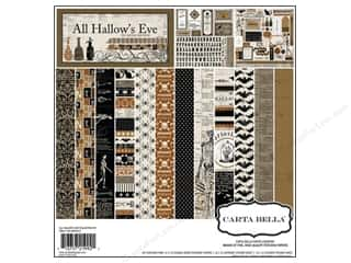 Carta Bella Collection Kit 12x12 All Hallow's Eve