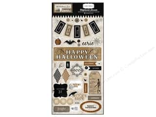 "Carta Bella Chipboard 6""x 12"" All Hallow's Eve"