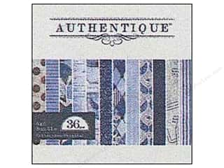 Authentique Paper Bundle 6 x 6 in. Original 36pc