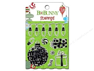 Bo Bunny Clear Stamps Mistletoe