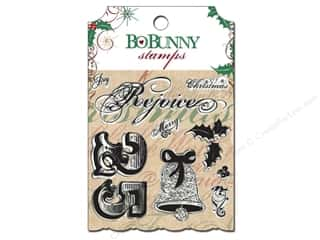 Bo Bunny Clear Stamps Rejoice