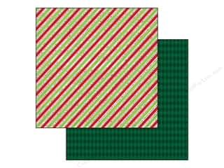 Bo Bunny 12 x 12 in. Paper Mistletoe Twas the Night (25 piece)