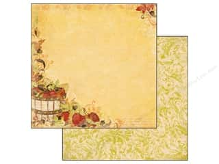 Bo Bunny Paper 12x12 Apple Cider (25 piece)