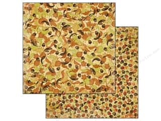 Bo Bunny Paper 12x12 Apple Cider Autumn (25 piece)