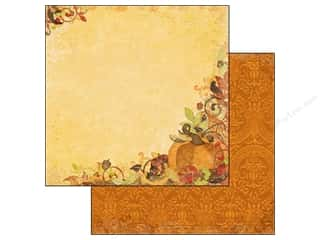 Bo Bunny Paper 12x12 Apple Cider Bounty (25 piece)
