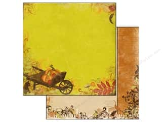 Bo Bunny Paper 12x12 Apple Cider Harvest (25 piece)