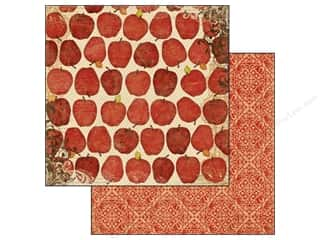 Bo Bunny Paper 12x12 Apple Cider Orchard (25 piece)