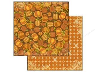Bo Bunny Paper 12x12 Apple Cider Pumpkin Patch (25 piece)