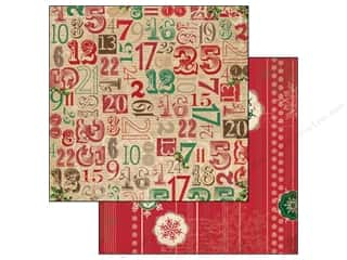 Bo Bunny Paper 12x12 Rejoice Days (25 piece)
