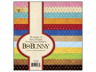 Calendars 6 x 6: Bo Bunny 6 x 6 in. Paper Pad Very Vintage