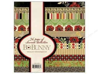 Bo Bunny Paper Pad 6&quot;x 6&quot; Serenade
