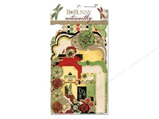 Bo Bunny Noteworthy Journal Card Serenade