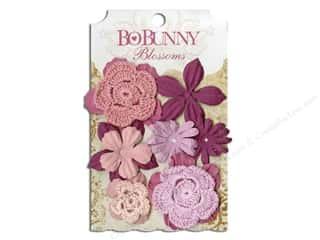 Bo Bunny Flower Blossom Bouquet Blush