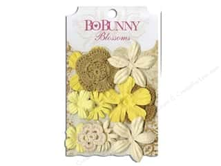 Bo Bunny Blossoms Bouquet 11 pc. Buttercup