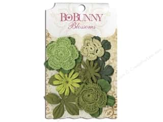 Bo Bunny Blossoms Bouquet 11 pc. Clover
