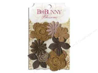 Bo Bunny Blossoms Bouquet Natural Earth