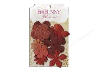Bo Bunny Flower Blossom Bouquet Wildberry