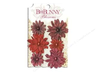 Bo Bunny Blossoms Daisy Wildberry