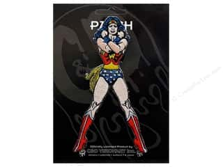 C & D Visionary $4 - $5: C&D Visionary Applique Wonder Woman Standing
