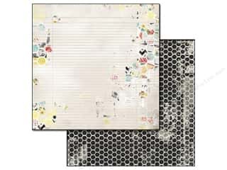 Glitz Design 12 x 12 in. Paper Cashmere Dame Honeycomb (25 piece)