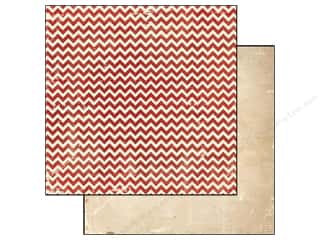 Kimberell Designs $12 - $14: Glitz Design 12 x 12 in. Paper Yours Truly Chevron (25 pieces)