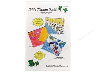 Sewing & Quilting Zippers: QuiltWoman.com Jiffy Zipper Bags Pattern