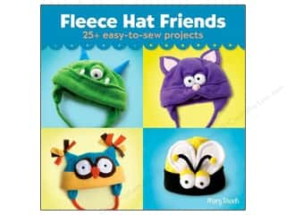 Fleece Hat Friends Book