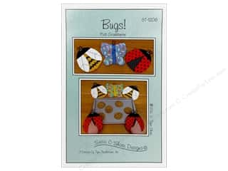 Bugs Pot Grabbers Pattern