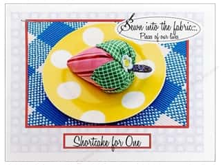 Fruit & Vegetables Dritz Pin Cushion: Sewn Into The Fabric Shortcake For One Pattern