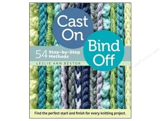 Cast On Bind Off Book