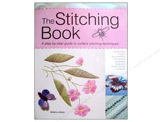 Book-Needlework: Search Press The Stitching Book Book