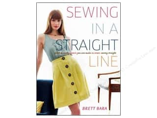 Sewing In A Straight Line Book