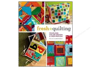 Quilting Books & Patterns: Interweave Press Fresh Quilting Book