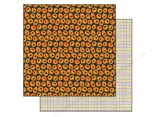 Doodlebug Paper 12x12 Haunted Manor Punkin Party (25 piece)