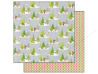 Doodlebug Paper 12x12 North Pole (25 piece)