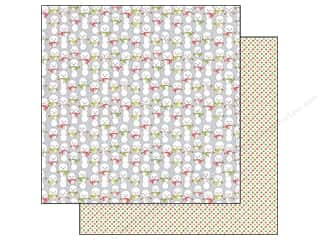 Doodlebug Paper 12x12 North Pole Frosty Friends (25 piece)