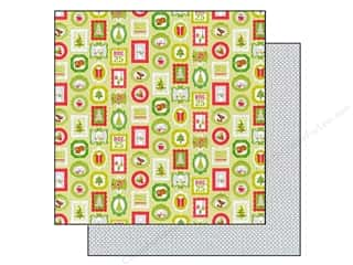 Doodlebug Paper 12x12 North Pole Festive Frames (25 piece)