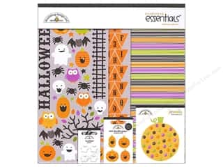 Doodlebug Kit Essentials Paper Haunted Manor