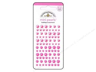 Doodlebug Sticker Mini Pearls Bubblegum