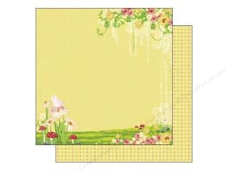 Chipboard Sheets: Best Creation 12 x 12 in. Paper Fairyland Left (25 piece)