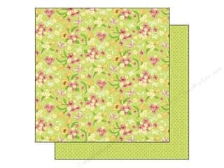 Best Creation Paper 12x12 Fairy Fairy Floral (25 piece)