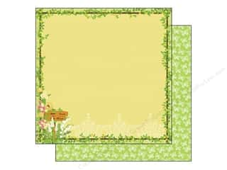 Chipboard Sheets: Best Creation 12 x 12 in. Paper Fairy Story (25 piece)